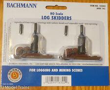 Bachmann HO #18302 Log Skidders (2 in package)