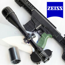 Zeiss 5-25x50 Conquest Rifle Scope Illuminated Reticle Sight HD WITH FREE Mounts