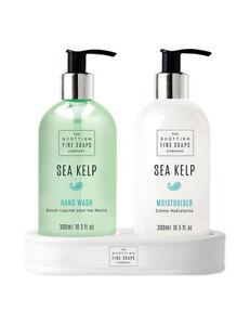 The Scottish Fine Soaps Company Sea Kelp Hand Care Hand Wash & Moisturiser Set