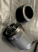 Nikon AF-S DX VR 55-200mm f/4-5.6G IF-ED