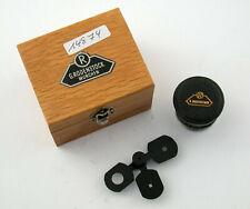 KLIMSCH Rodenstock APO-Ronar 9/150 150 150mm F9 Steckblenden top BOX /19