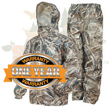 Camo Frogg Toggs All Sport Rain Suit Realtree Max 5 Gear Jacket & Pants S SM