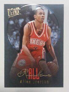Allen Iverson RC #7 Fleer Ultra 1996-97