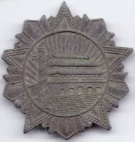 CHINA Unknown medal or pin badge, zinc