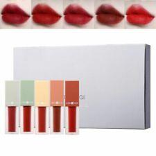 1Pc Long Lasting Matte Liquid Lipstick Nude Lip Gloss Velvet Red Lip TintMakeup
