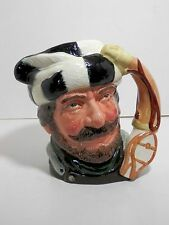 Royal Doulton, Large Character Jug, Trapper, D 6609, 1966