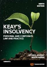 Keay's Insolvency: Personal and Corporate Law and Practice by Michael Murray