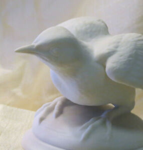 Boehm BaBy Robin - Very Early Sculpture - Only 12 made - Signed