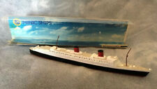 Minic Ships Rms Queen Elizabeth Famous Liners 1/1200 Scale Die cast Model Hornby