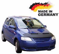 Car Bonnet Bra VW FOX CLEAN Front End Mask Hood Cover Stone Protection