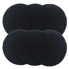 6 x Eheim compatible Classic 2215  carbon pads