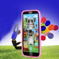 Kids Simulator Music Phone Touch Screen Children Educational Toy Gift GA