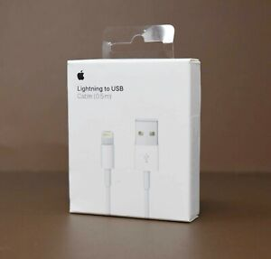 Apple OEM Lightning to USB Charging Data Cable 0.5M ME291AM/A iPhone iPad iPod