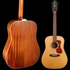Guild Westerly Collection D-140, Natural 714 4lbs 2.8oz