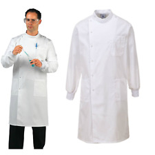 Portwest Howie Lab Coat Doctor Scientist Student Dentist Vet Texpel Finish C865