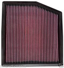 KN Filtre à air (33-2458) remplacement haut débit de filtration