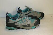 Keen- Women's Size 7.5- KeenDry Gray/Aqua Sneaker Shoes-Nice!!
