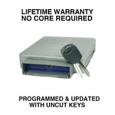 Engine Computer Programmed with Keys 2000 Mercury Sable YF1F-12A650-TD WSZ3
