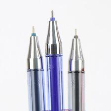 New 1Pcs Plastic 0.5mm Eraser Ink Erasable Gel Pen Students Office Stationery