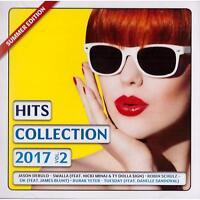 Hits Collection 2017 Vol. 2 - Summer Edition CD Jason Derulo Claen Bandit  10.19