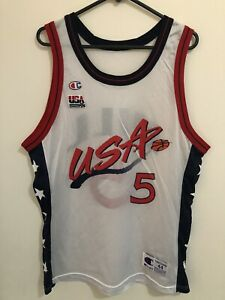 Champion Team USA Basketball Jersey