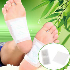 10 PCS Detox Foot Pads Patch Detoxify Toxins Fit Health Care Detox Pad BLBD