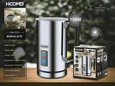 Montalatte elettrica 550w monta Schiuma Cappuccinatore Hoomei