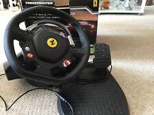 Thrustmaster Ferrari 458 Italia Edition TX Racing Wheel for Xbox 360 Black