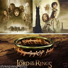 Fashion Man's/Woman's Stainless Steel ring Titanium steel The Lord of the Rings
