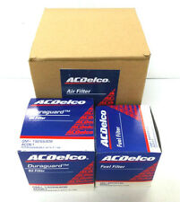 ACDelco Filter Service kit for Holden TF Rodeo 2.8 Diesel  Air Oil fuel filter