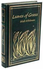 Leaves of Grass (Leather-bound Classics) by Whitman, Walt in New