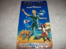Peter Pan VHS Starring Mary Martin