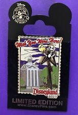 DLR 2007 - THE HAUNTED MANSION (JACK SKELLINGTON)  WISH YOU WERE HERE LE PIN