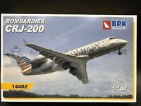 BPK 1/144 Bombardier CRJ-200 (BPK14402) - American Eagle & Air Canada Express
