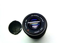 Tokina SD 1:4 - 5,6 70 - 210 mm Nikon AIS puerto