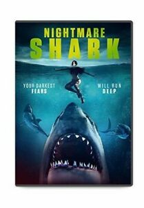 Nightmare Shark [New DVD]