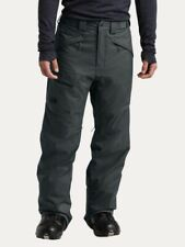 The North Face Freedom Insulated Pants Snow Ski Black Mens Size Small $160