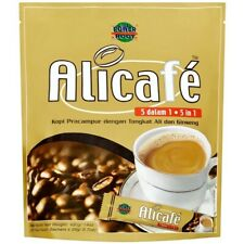 Power Root Alicafe 5 in 1 Premix Coffee With Tongkat Ali Ginseng(20 x 20g)