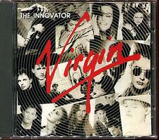 VIRGIN - THE INNOVATOR - RARE HONG KONG CD COMPILATION [1018]