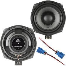 ESX VISION VS-200W - 20cm Woofer Lautsprecher Paar für BMW 1er E81 E82 E87 E88