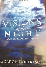 Visions Of The Night New Gordon Robertson New DVD Christian Broadcasting