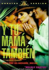 Y Tu Mama Tambien (Dvd, 2002, Unrated) Spanish Language with English Subtitles