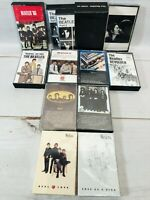 THE BEATLES Cassette Tapes Lot of 12 Some Sealed The Beatles Part 1 & 2