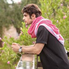 Hirbawi Original Arabic Scarf - Shemagh Keffiyeh (Fashionable Unisex Patterns)