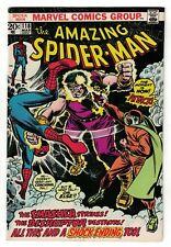 Marvel comics Amazing Spiderman 118 Smasher FN 6.0 1972  bronze age