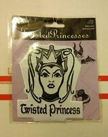 Wrights Disney Twisted Princesses Iron On Applique