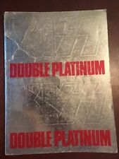 KISS SONGBOOK DOUBLE PLATINUM USA version