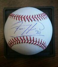 """FELIX HERNANDEZ Autographed Baseball JSA Certified Seattle CY """"King"""""""