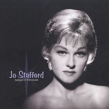 JO STAFFORD Ballad of the Blues CD (Oct-2003, Concord Records) *MINT*