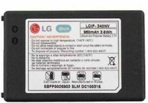 New OEM LG LGIP-340NV Cosmos VN250 Octane VN530 SBPP0027503 Original Battery